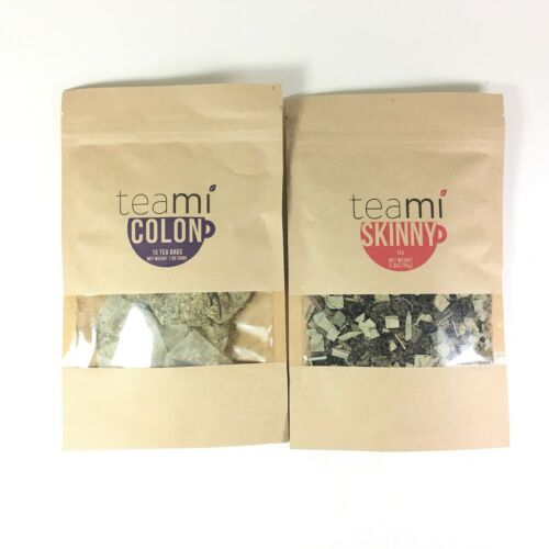TEAMI Detox Tea Pack: Teami Kit with Skinny and Colon Cleans