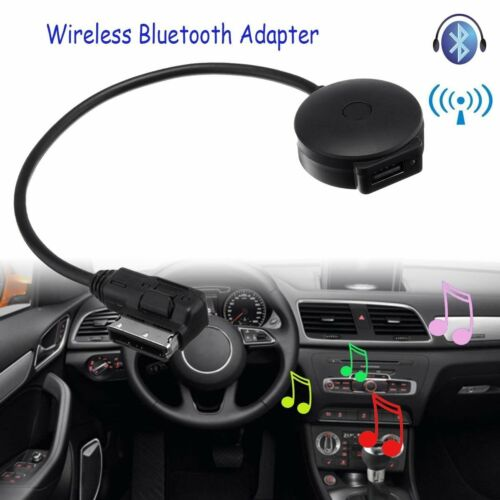2017 Bluetooth Music Adapter Ami Mmi Interface Car Usb: AMI MMI MDI Car Wireless Bluetooth Music Interface Adapter