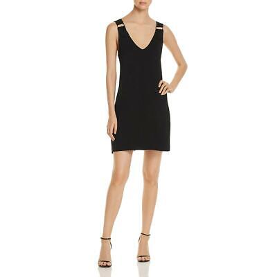 Lysse Leggings Womens Halsey Double-V Sleeveless Casual Mini Dress BHFO (Halsey Apparel)