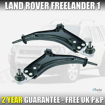 Land Rover Freelander Suspension Front Lower Wishbone Control Arm Wishbones X2