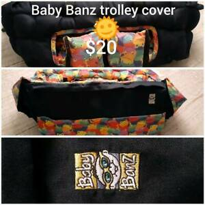 Baby/toddler trolley cover