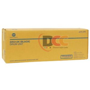 OEM DR612K BIZHUB C652 C552 C452 652 BLACK DRUM UNIT