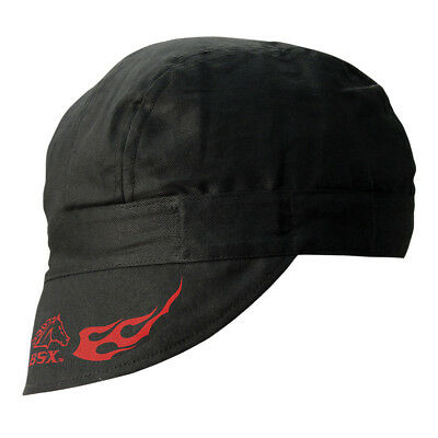 Revco Black Stallion Bsx Welding Cap Beanie Hat 100 Cotton Bc5w-bk