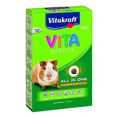 VITAKRAFT Vita Especial Adulto (Regular) - Alimentación para Conejillo -