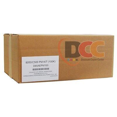 Oem D65aepm100 Pm Kit 100k For Bizhub 8050 C500 Pro