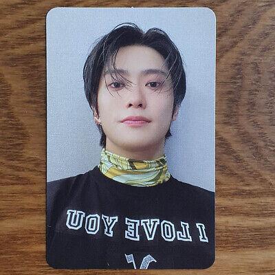 Jaehyun Official Photocard NCT 127 The 3rd Album Sticker Genuine Kpop
