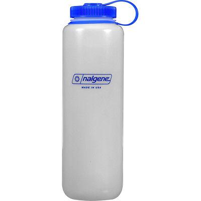 Nalgene Ultralite Wide Mouth Round Loop Top Water Bottle - 48 oz. - (Nalgene Wide Mouth Loop Top)
