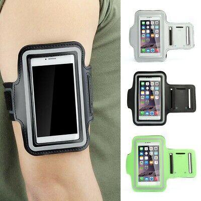 Tasche Armband Laufen Sport Joggen Fitness Schutzhülle für iPhone 6  6 Plus 5