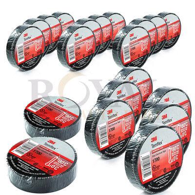20 3m 1700 Temflex 34x 60 Black Electrical Tape
