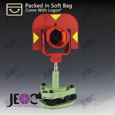 Single Prism Tribrach Set Gpr111 Reflector For Leica Total Station Surveying