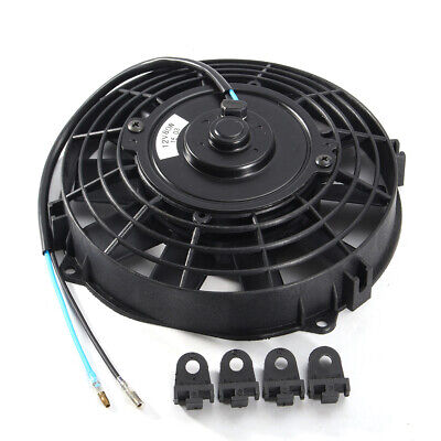 8 Inch 80W 12V Car Electric Radiator Intercooler Push Pull Cooling Cooler Fan
