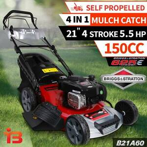 "21"" Mulch/Catch Self Propelled 4 Stroke Multi Function Lawn Mower Fairfield Fairfield Area Preview"
