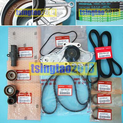 Genuine Honda OEM Timing Belt & Water Pump Kit Honda/Acura V6 Factory Parts