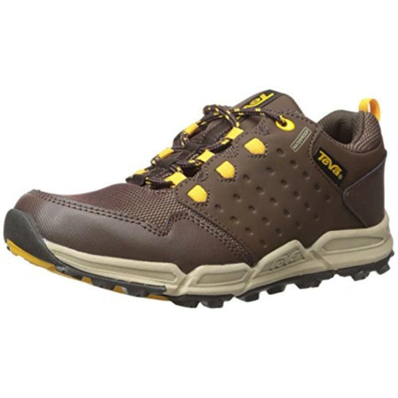 Teva Boys J Wit Leather Waterproof Hiking, Trail Shoes Sneakers BHFO 4772