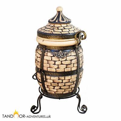 Tandoor Tandoori Clay oven,BBQ Тандыр Tandoori  Chamotte clay oven 60L for sale  Coventry