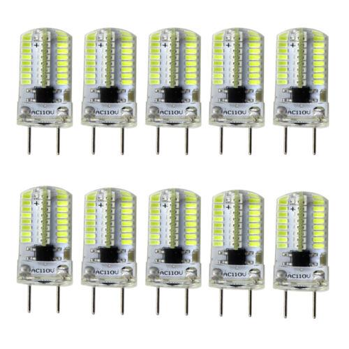 10pcs g8 bi pin t5 64 3014