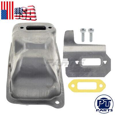 Muffler Gasket Cooling Plate  Bolts For Stihl Ts 410 Ts420 4238 140 0611