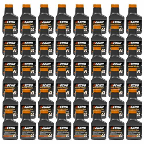 Echo 6450001 Power 1 Gallon Oil Mix 48 Pack of 2.6oz 2 Stroke