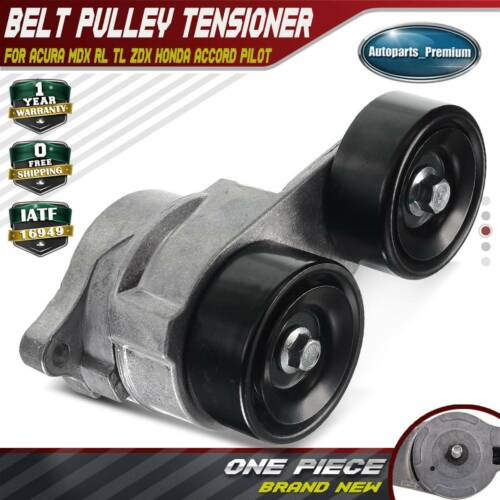 Belt Tensioner Assembly For Acura MDX RL TL Honda Accord