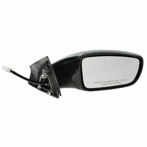 Side View Mirror Power Heated Passenger Side Right Hand RH for 11-13 Sonata