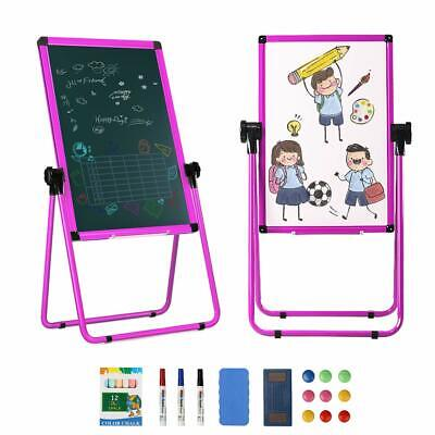 15x22.8 U-stand Dry Erase Board Magnetic Whiteboard Easel Double Side Us Stock