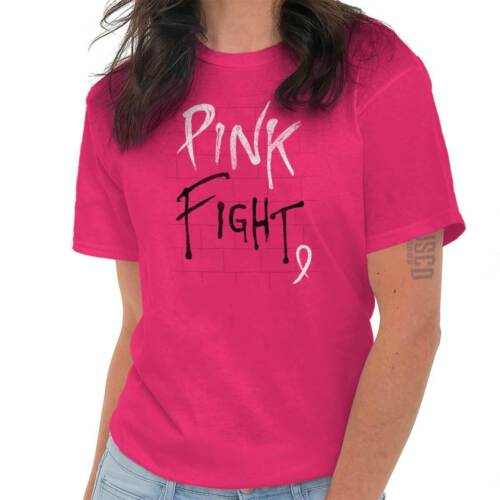 Pink Fight Ribbon Cure Breast Cancer Awareness BCA Gift Ladi