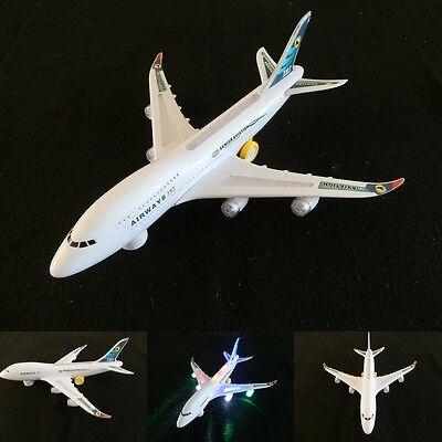 Batterie Elektrisches XXL Flugzeuge Jumbo Airbus 787 Planes Motor Light&Sound