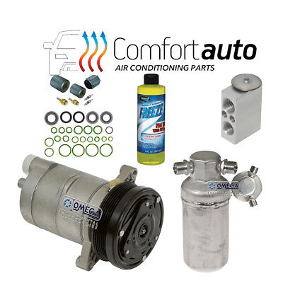 AC A/C Compressor Kit Fits: 1993 - 1997  Camaro - Firebird V6 3.4L 3.8L V8 5.7L