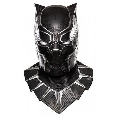 Black Panther Mask Adult Marvel Superhero Halloween Costume Fancy Dress