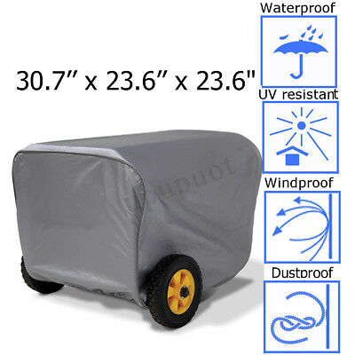30.7x23.6x23.6 Generator Cover Storage Dustproof Waterproof For Champion
