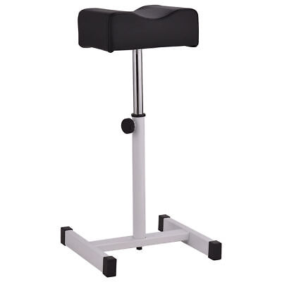 Pedicure Spa Equipment (Adjustable Nail Pedicure Manicure Footrest Stand Salon Spa Equipment Stool)