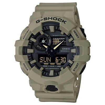 Casio G-Shock GA-700UC-5A Analog-Digital Men's Watch