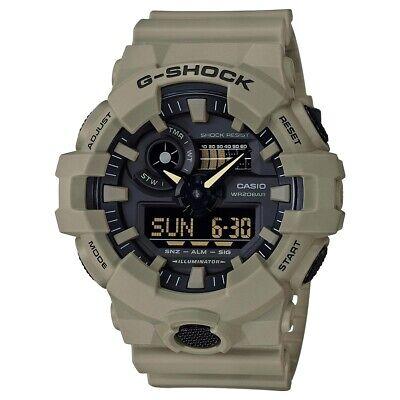 Casio G-Shock GA-700UC-5A Analog-Digital Men's Watch