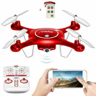 Syma X5UW 2.4G Wifi FPV RC Quadcopter Remote Control HD Camera Drone