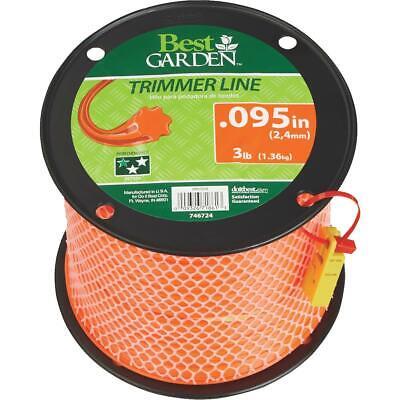 Best Garden 0.095 In. x 800 Ft. Commercial Trimmer Line 16260  - 1
