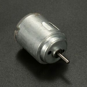 DC 1.5-4.5V Mini Micro Electric Motor 2mm Shaft 12200-15000RPM For Models Robots