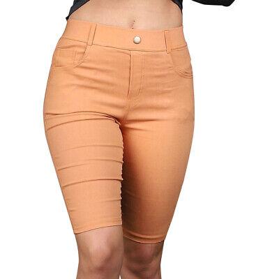Plus Size Stretch Bermuda Shorts ()