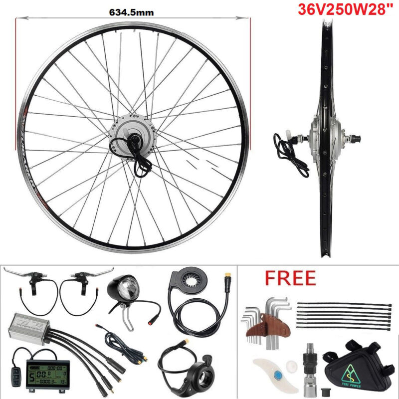 YOSE POWER E-Bike Conversion Kit 36V 250W 28