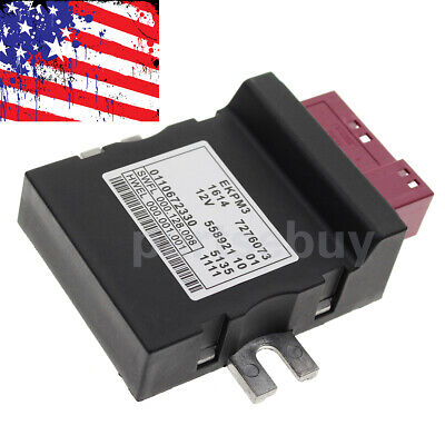 Fuel Pump Control Module For BMW 328i 335i 528i 535i 550i 650i 740i 750i Li X3