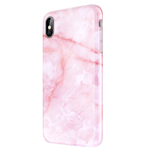 For iPhone XS Max XR X 6s 7 8 Plus Marble Pattern Shockproof Soft TPU Case Cover