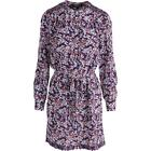 Silk Long Sleeve Shirt Dresses for Women