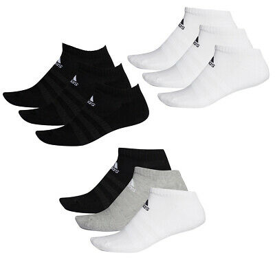 9 Pair adidas Performance No Show Sneaker Socks Size 35 - 54 Unisex short (Adidas Casual Sunglasses)