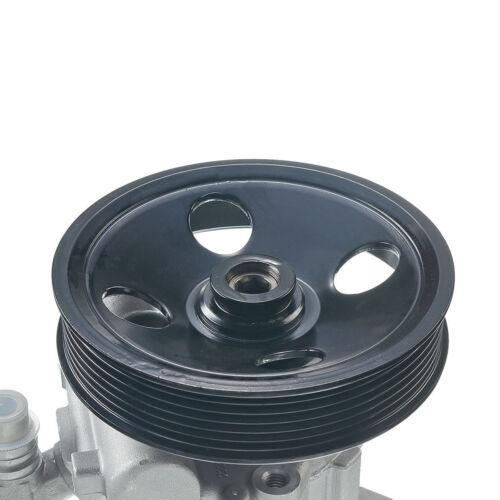 A-Premium Power Steering Pump W/ Pulley For Mercedes-Benz