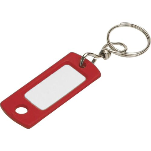 (5 Packs) Lucky Line I.D. Key Tag With Swivel