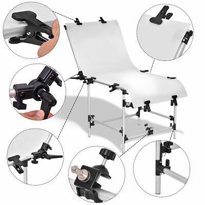Non-Reflective Still Life Shooting Table PVC Board Photo Studio Bench 51