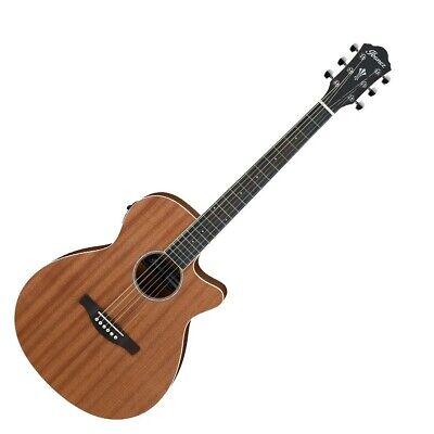 Ibanez AEG7MH-OPN Electro Acoustic Guitar, Open Pore Natural