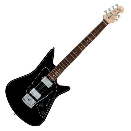 Sterling by Music Man S.U.B Albert Lee, Black Electric Guitar - AL40BK