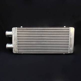 "3"" Twin Turbo Intercooler Ford Audi BMW VW 600x300x76mm Silverwater Auburn Area Preview"