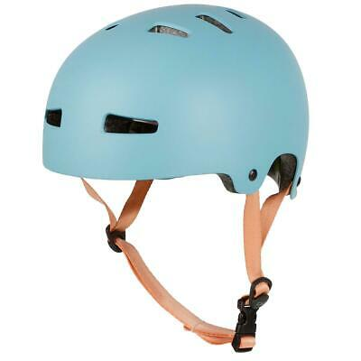 TSG Girls BMX/Dirt Helm Evolution Women Solid Color - Satin Porcelain Blue
