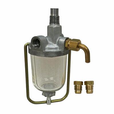 Sediment Bowl All Fuel F12 F20 F30 H M W4 W6 10-20 15-30 Ih International 1577
